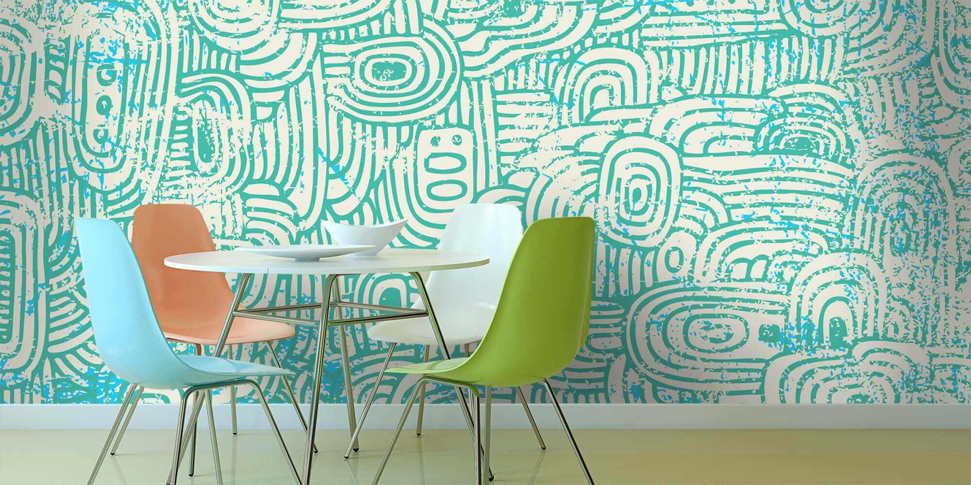 Carta da parati personalizzata creativarreda for Carta da parati effetto murales