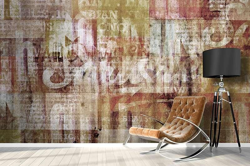 Carta da parati day della collezione design for Carta da parati industrial
