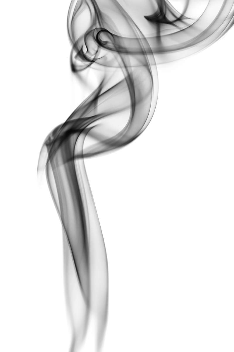 Carta da parati Fumo