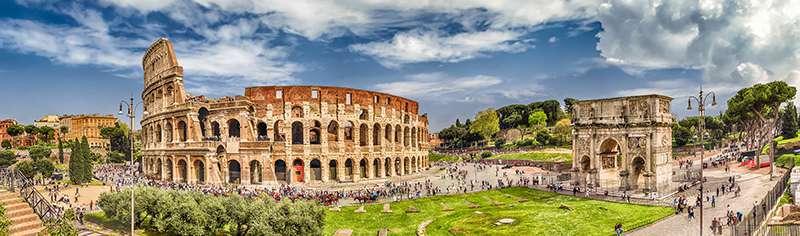 Carta da parati Roma