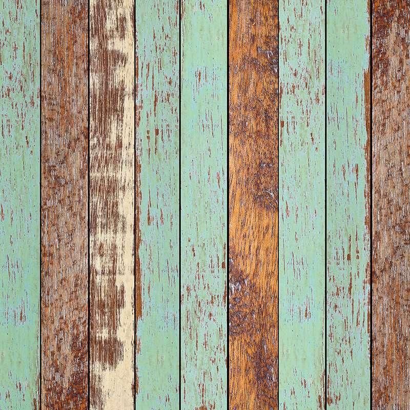 Carta da parati Vintage wood