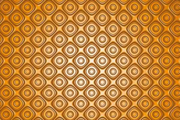 Carta da parati 3D Gold