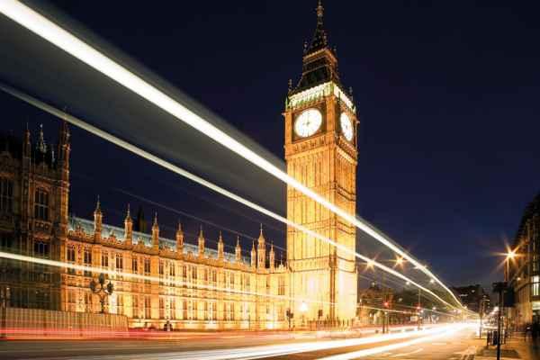 Carta da parati Londra, Big Ben