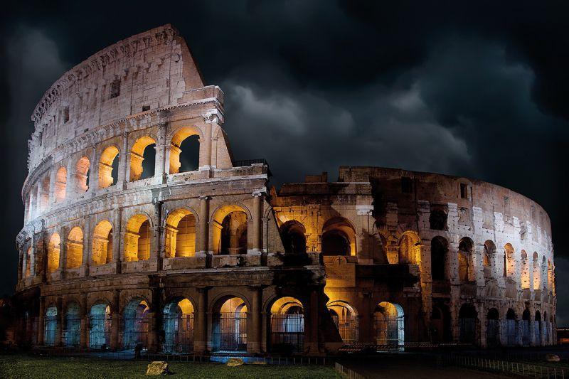Carta da parati roma colosseo personalizzazione for Carta da parati roma