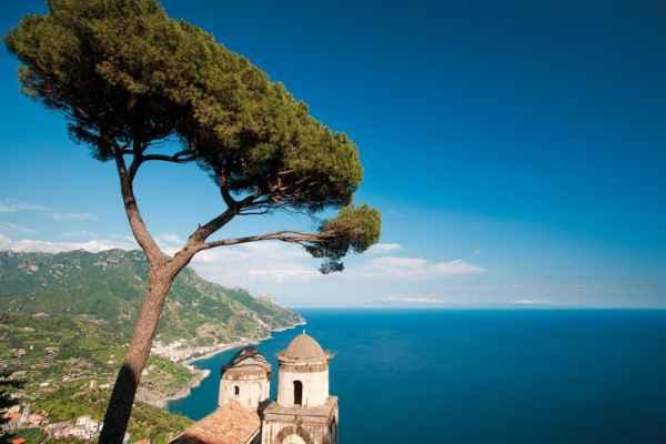 Carta da parati Costiera Amalfitana 2