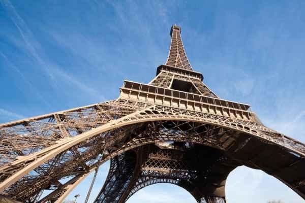 Carta da parati Parigi, Torre Eiffel 1