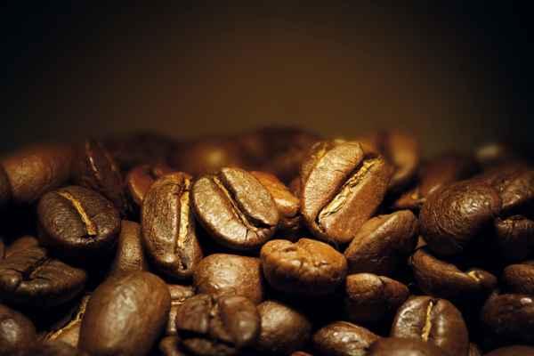 Carta da parati Chicci di Caffè
