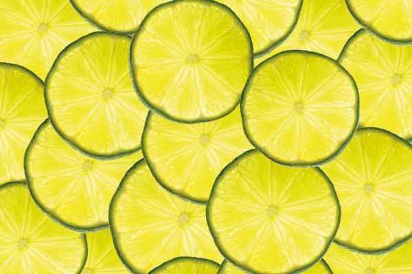 Carta da parati Limoni a Fette