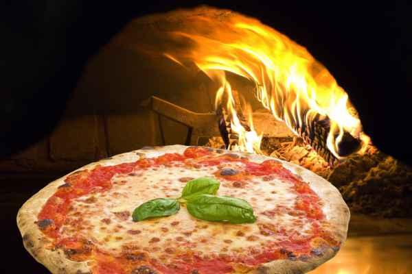 Carta da parati Pizza Margherita