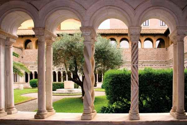 Carta da parati Basilica San Giovanni