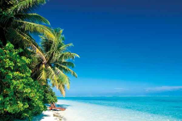 Carta da parati Seychelles