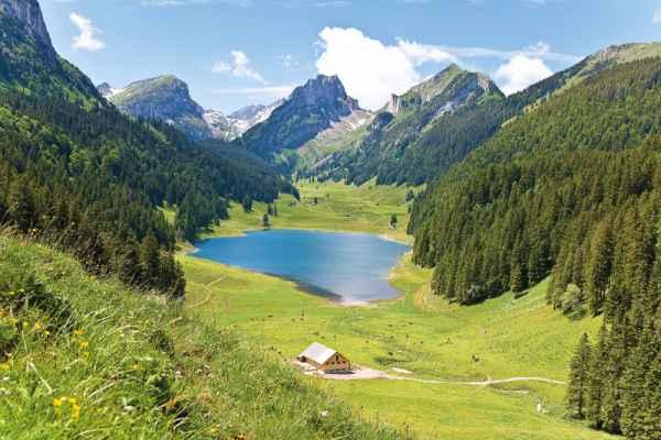 Carta da parati Alpi