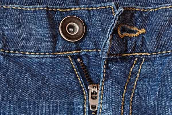 Carta da parati Jeans
