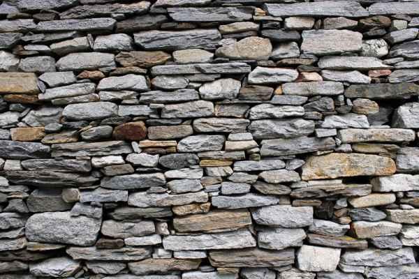 Carta da parati Muro Rustico
